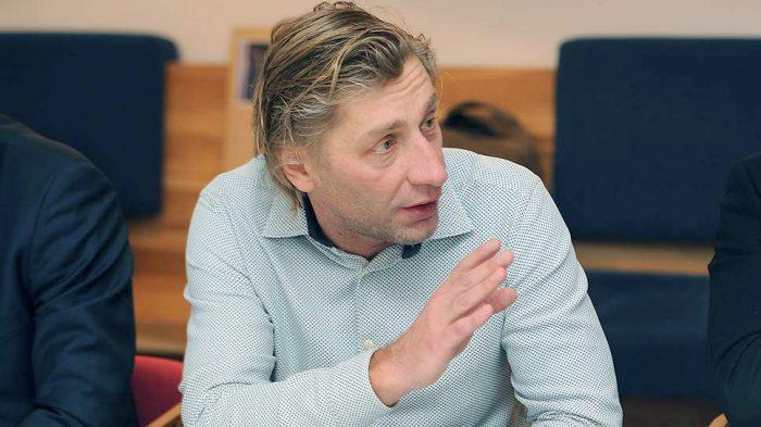 Владислав Крючков сейчас в международном розыске, а был успешным новосибирским девелопером .Фото с сайта glavk.info.