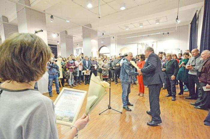 Открытие второй площадки проекта в центре искусств