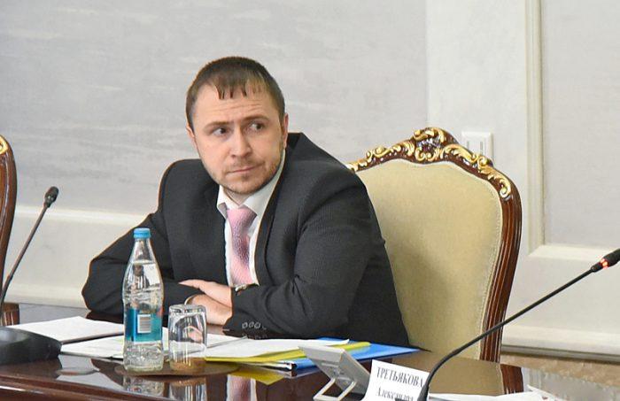 Начальник департамента по тарифам региона Гарей Асмодьяров