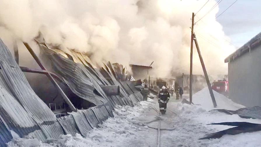 fc81c9e8a Новосибирск | Дело о смертельном пожаре на обувной фабрике передано ...