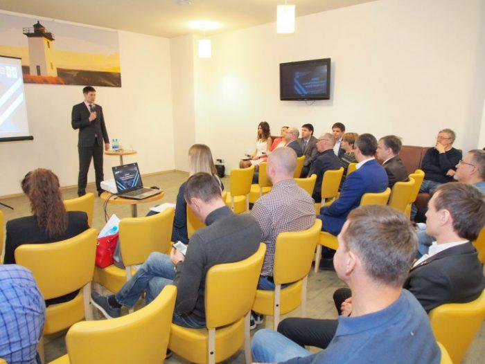 Сергей Васильев рассказал новосибирским предпринимателям о новых инструментах господдержки бизнеса