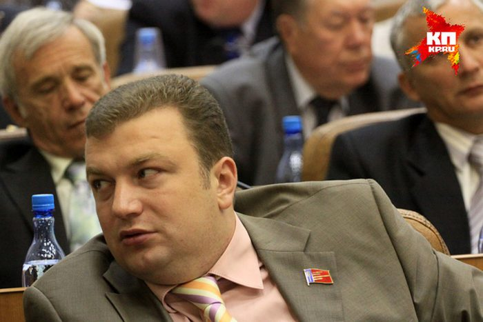 Депутата Алтайского краевого заксобрания Александра Мастинина объявляли в международный розыск