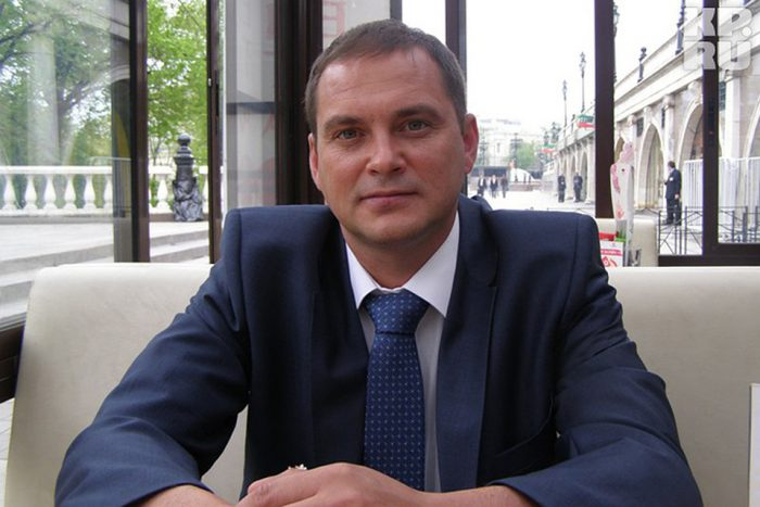 Константин Ширшов, будучи депутатом Госдумы, свое 40-летие встретил в неволе