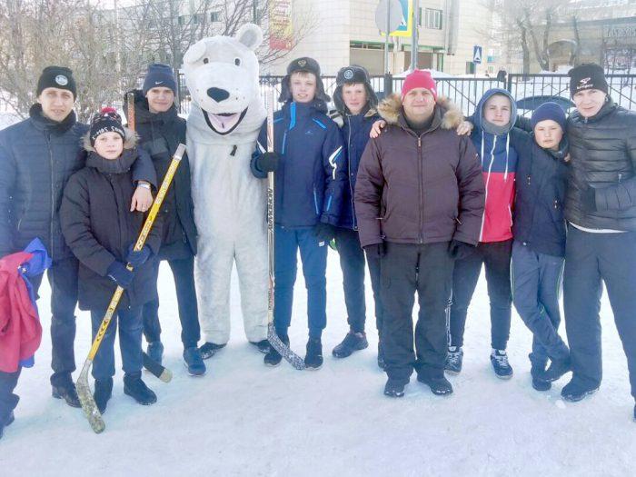 Дмитрий Дамаев и команда «Единство»