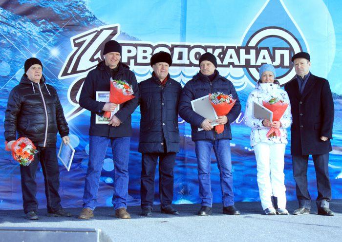 Поздравления и награды от руководства города