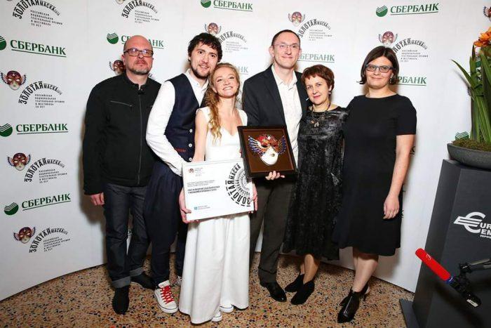 Спектакль «Пианисты» молодежного театра «Глобус» стал победителем в номинации «Лучший спектакль малой формы»