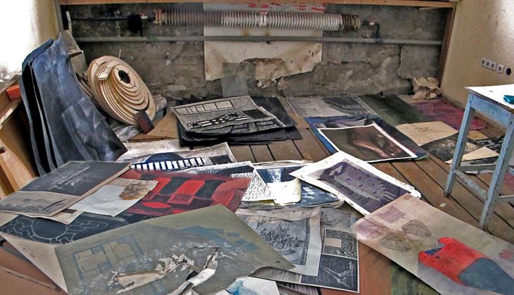фото «Исчезнувшее Будущее» утонуло в Настоящем 2