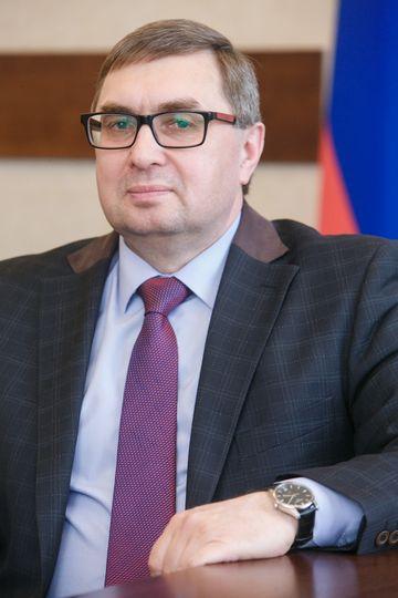 Министр сельского хозяйства Новосибирской области Евгений Лещенко