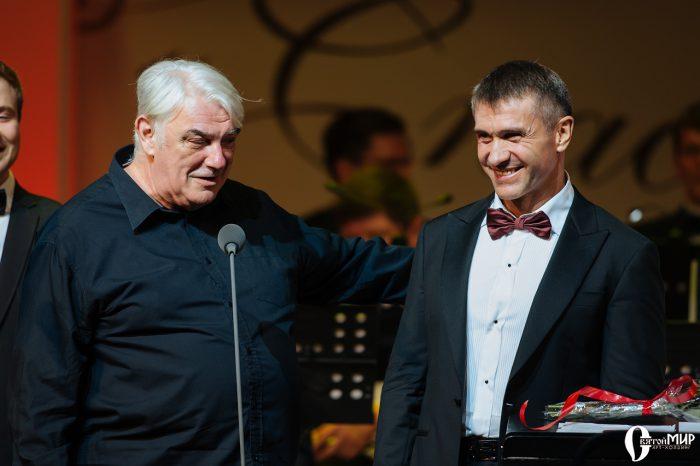 Евгений Яковенко и его «учитель пения» — Паоло де Наполи
