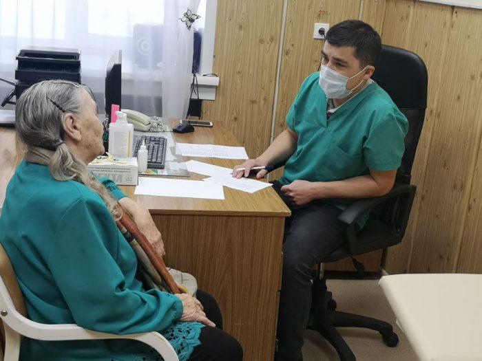 В помощь медикам направлены ординаторы и студенты