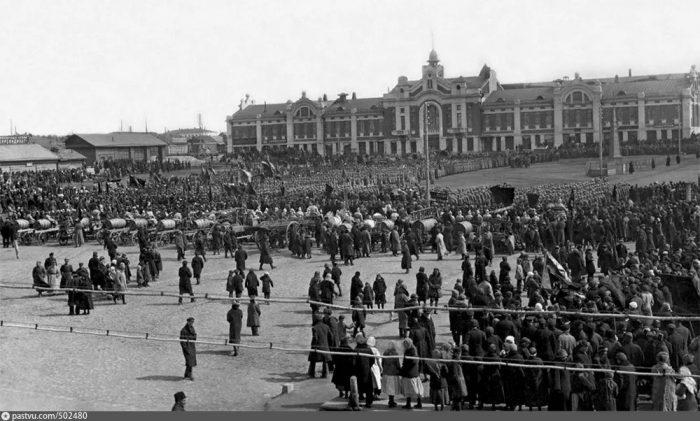 Как Дворец превращался в Театр Оперы и Балета