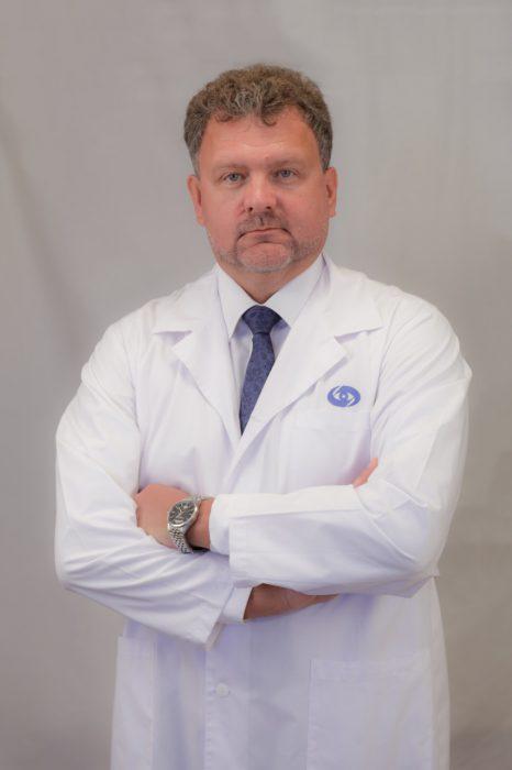Директор МНТК «Микрохирургия глаза» Валерий Черных - автор программы бесплатного удалённого тестирования зрения