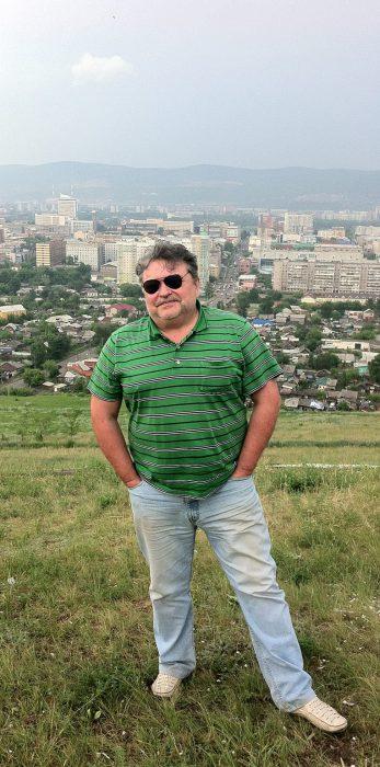 Александр Савин: Я не критик и не эксперт, я своего рода хроникер