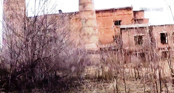Заброшенная котельная на территории 118-го арсенала. Кадр из видеоблога Сталка и Доджа.