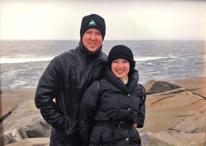 Во время отборочного тура в Галифакс Александр и Вера посетили красивейшее туристическое место «Бухта Пэгги» на берегу Атлантического океана