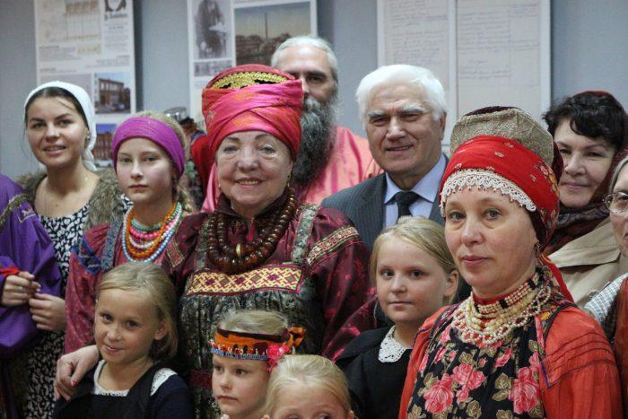 Оксана Выхристюк: Чувства в фольклоре — самое главное