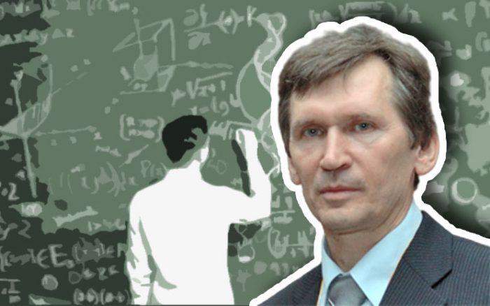 Заместитель директора по научной работе Института математики СО РАН,  Геннадий ДЕМИДЕНКО