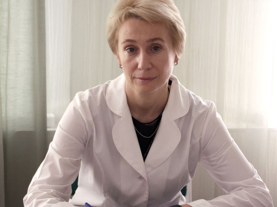Главный инфекционист Новосибирской области Лариса Позднякова