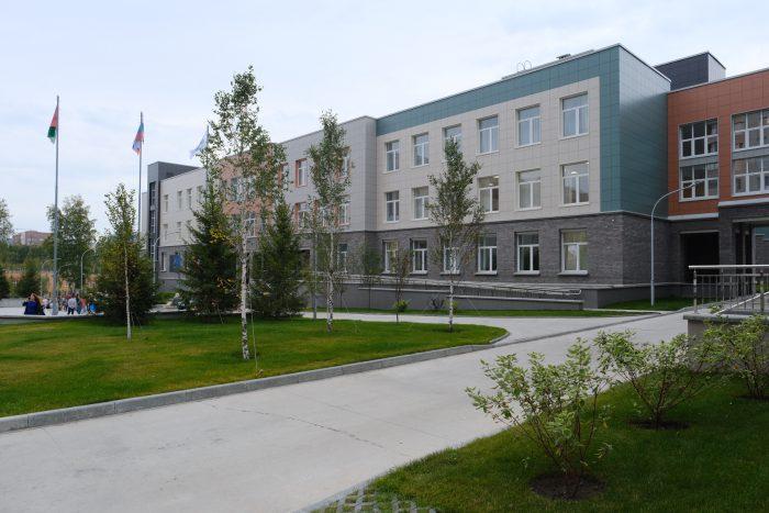 Дицей Технополис в Кольцово