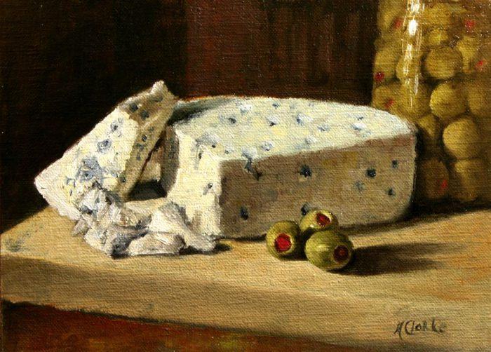 «Blue cheese». Натали Кларк