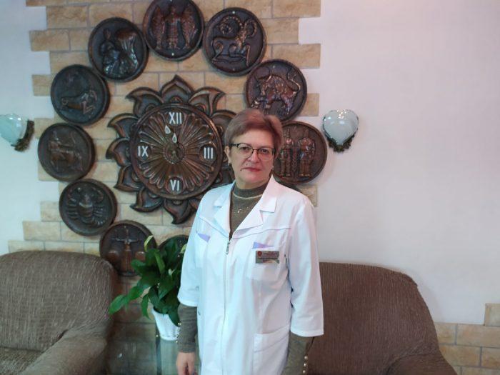 главный врач больницы Галина Давидович