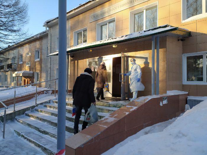Отделение 19-й городской больницы Новосибирска специализируется на восстановительном лечении кардиобольных.