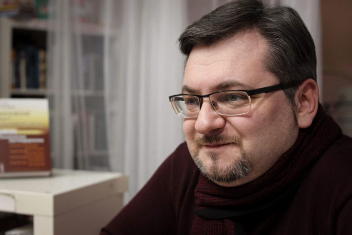 Новое время года Ефрема Подгайца наступило в Новосибирске
