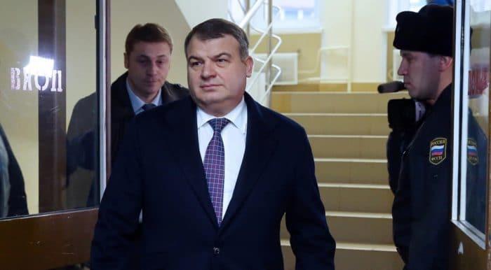 Анатолий Сердюков во время визита в Новосибирск, июнь 2019 года. Фото ТАСС