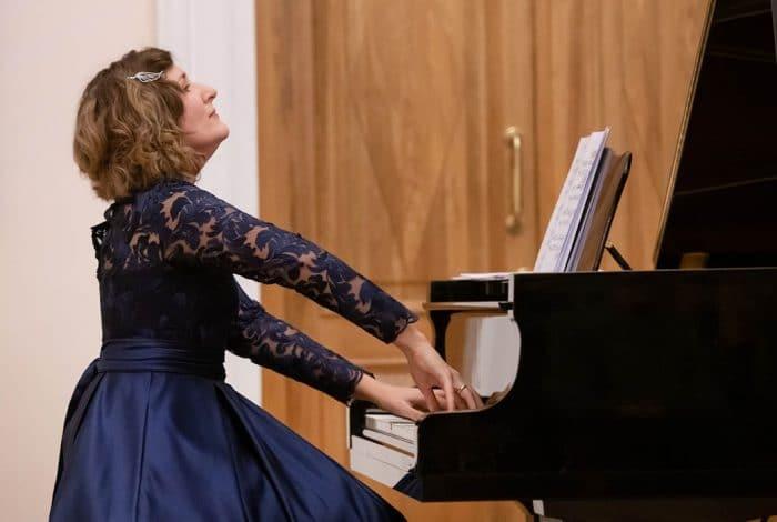 Екатерина Предвечнова (фортепиано)