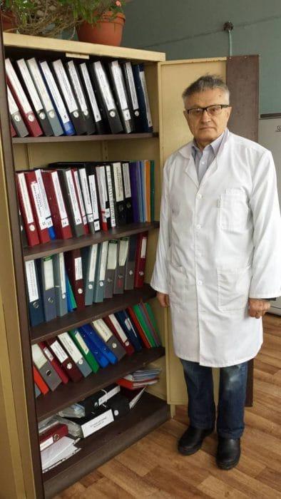 Валерий Лаврентьевич Петухов, доктор биологических наук, профессор