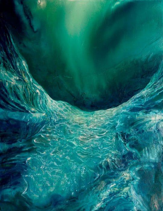 Инесса Гардер: Живопись — это та же медитация