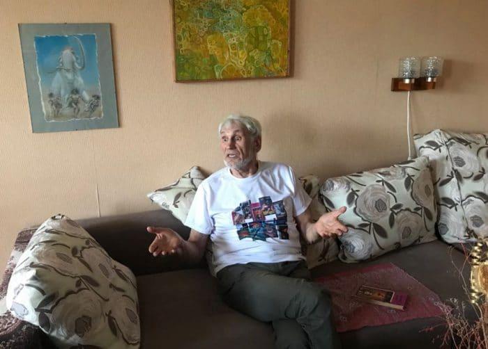 Геннадий Прашкевич: Благостная жизнь, на мой взгляд, вредна